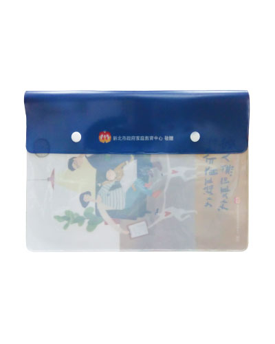 資料袋-PVC-File-Bag