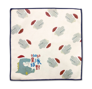 方巾-熱昇華方巾